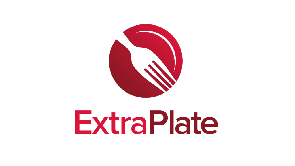 Extra Plate Logo Design