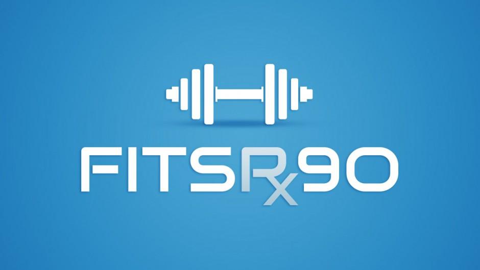 Fits Rx 90 Logo Design