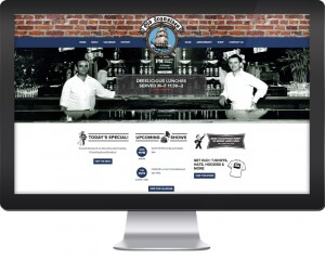 Sacramento Web Design - Old Ironsides